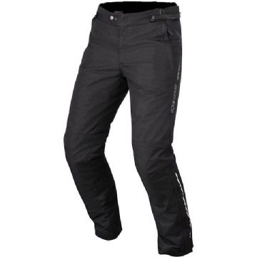 Alpinestars Patron All Weather Gore-Tex Motorcycle Riding Pants - Black